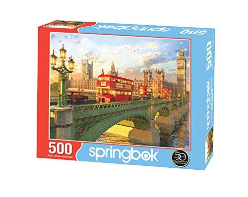 Springbok Westminster Bridge Jigsaw Puzzle (500 Piece)