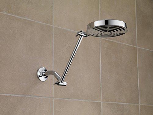 Buy Delta Faucet Ua902 Pk 10 Inch Adjustable Shower Arm Chrome