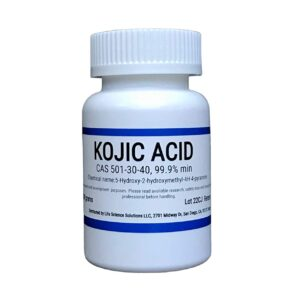 Kojic acid powder