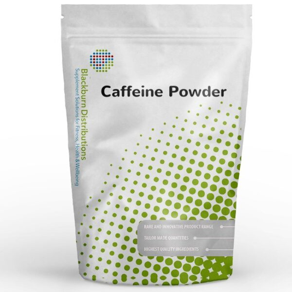 100% Pure Caffeine Powder