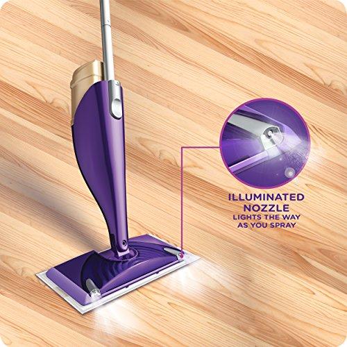 Buy Swiffer Wetjet Wood Floor Spray Mop Starter Kit