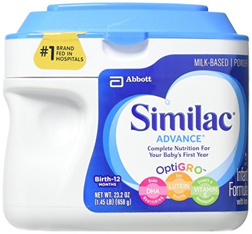 Buy Similac Advance Complete Nutrition Infant Formula With