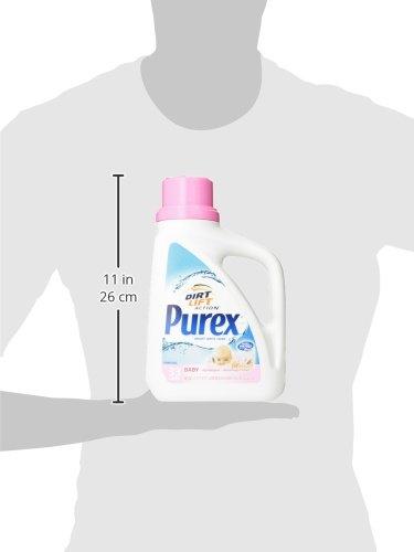 Buy Purex Baby Liquid Laundry Detergent, 50 oz (Pack of 2 ...