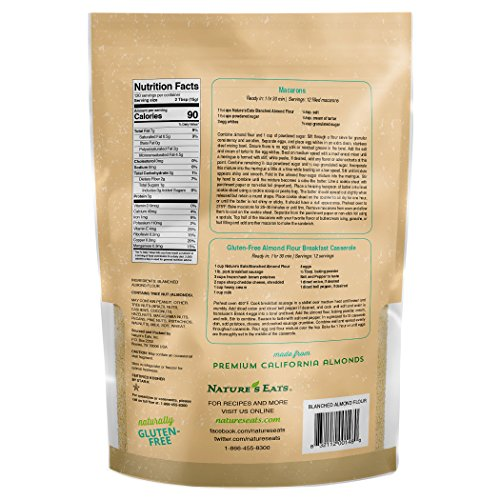 Buy Nature's Eats Blanched Almond Flour, 64 Oz - special