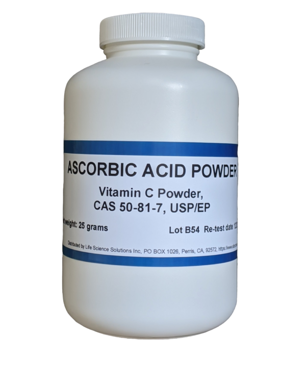 Ascorbic Acid (Vitamin C) PowdeVitamin C) Powde